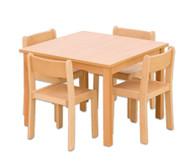 Möbel-Sparset Quadro - Sitzhöhe 34 cm