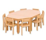 Möbel-Sparset Batur - Sitzhöhe 30 cm
