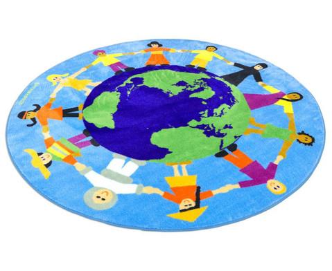 teppich kinder rund, teppich kinder der welt - betzold.ch, Design ideen