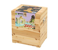 Hopla Bau-Kiste - 1000 Brettchen