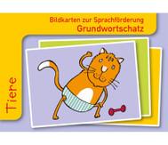 Tiere, Sprachförderung mit Bildkarten