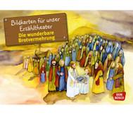 Bildkarten: Die wunderbare Brotvermehrung