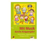 Buch: Mit Musik durchs Krippenjahr