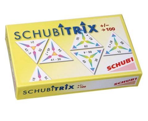 SCHUBITRIX - Addition und Subtraktion bis 100