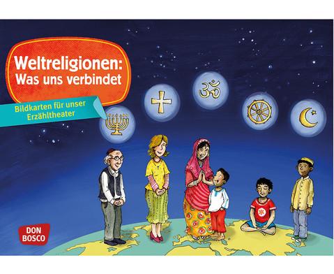 Bilderkarten Weltreligion
