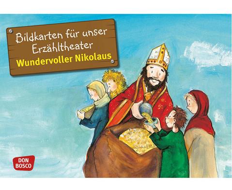 Bilderkarten Wundervoller Nikolaus