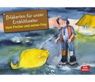Bildkarten: Vom Fischer und seiner Frau
