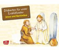 Bildkarten: Jesus und Bartimäus