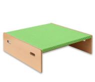 Spielpodest Quadrat klein, beidseitig offen