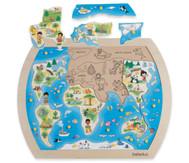"""Puzzle """" Kinder der Welt"""""""