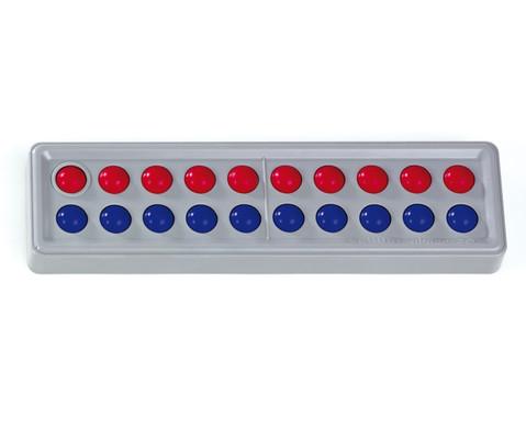 Abaco 20 rot-blau