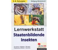 Lernwerkstatt Staatenbildende Insekten - für 2.-6. Klasse