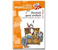 miniLÜK Deutsch ganz einfach 1