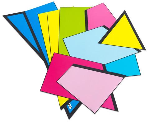 Lebensmittelpyramide und 50 Bilder magnetisches Set-5