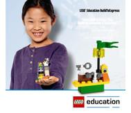 LEGO Education BuiltToExpress Unterrichtsmaterialien