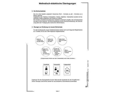 Deutsch als Zweitsprache in Vorbereitungsklassen - Band 5-6