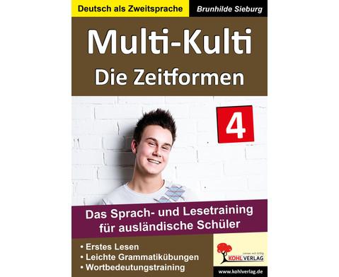 Multi-Kulti - Die Zeitformen-1