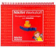 Nikitin Werkstattheft zum Uniwürfel