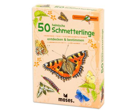 Expedition Natur 50 heimische Schmetterlinge