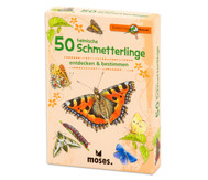 Expedition Natur 50 heimische Schmetterlinge