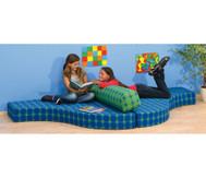 Sofa (ohne Rückenpolster)