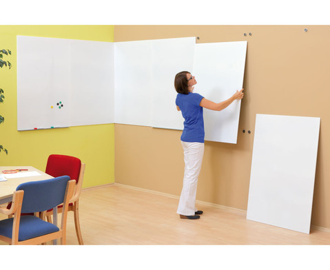 Langflaechen-Whiteboard einzelnes Modul-1