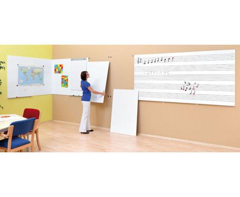 Langflaechen-Whiteboard einzelnes Modul-5