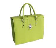 Lehrertasche Decora apfelgrün