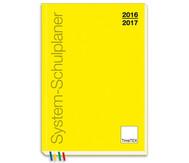 TimeTex Schulplaner 2016/2017, Format A4 plus
