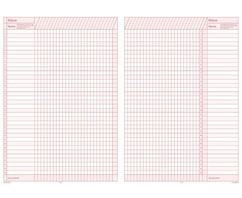 TimeTex Schulplaner 2016-2017 Format A4 plus-5