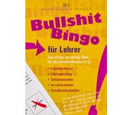 Spieleblöckchen Bullshit Bingo für Lehrer