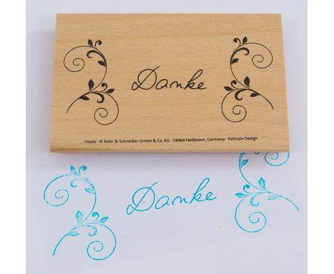 Stempel mit Schriftzug 8 x 4 cm-3