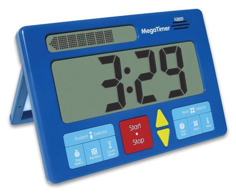 Zeitdauer-Uhr Digital Mega-2