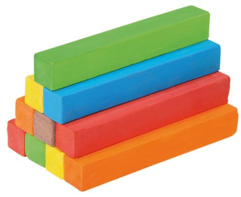12 Stueck Kreide in Faltschachtel 6 Farben je 2 Stueck eckig-1