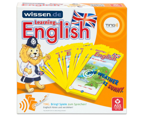 Learning English - fuer den TING Stift-1
