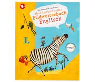 Mein tierisch tolles Bilderwörterbuch Englisch