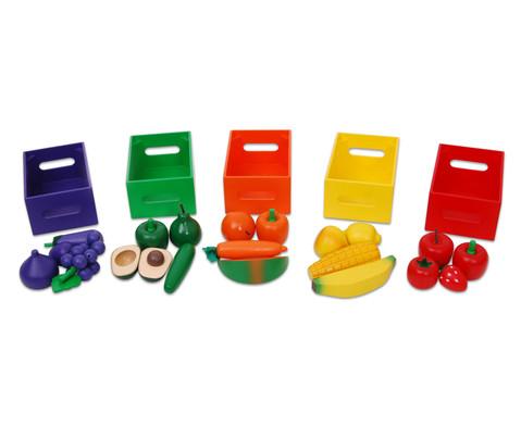 Sortier-Set Obst und Gemuese