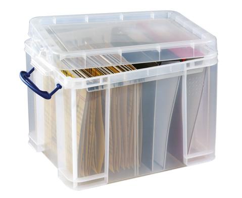 Really Useful Aufbewahrungsbox 35 l