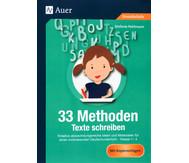 33 Methoden Texte schreiben