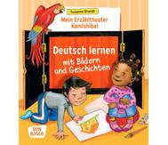 Kamishibai Erzähltheater: Deutsch lernen mit Bildern und Geschichten