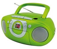 CD Boombox SCD5100 , grün