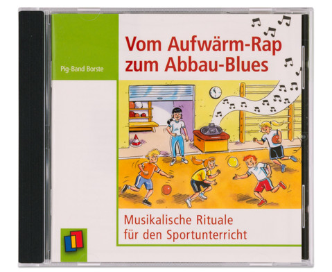 CD - Vom Aufwaerm-Rap zum Abbau-Blues-1
