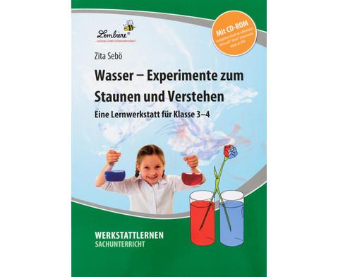 Lernwerkstatt Wasser - Experimente zum Staunen und Verstehen-1