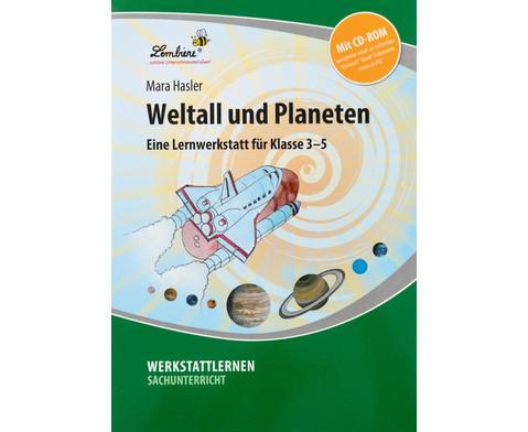 Lernwerkstatt Weltall und Planeten-1