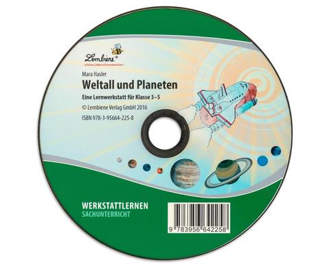 Lernwerkstatt Weltall und Planeten-2
