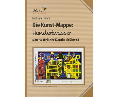 Die Kunst-Mappe Hundertwasser-1
