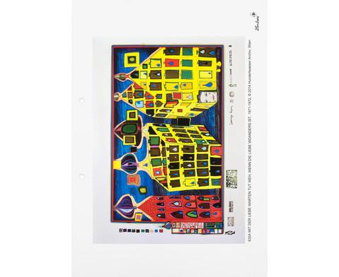 Die Kunst-Mappe Hundertwasser-3