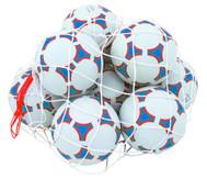 Schulhof-Fußball-Set, blau