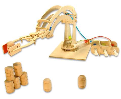 Roboter-Arm hydraulisch