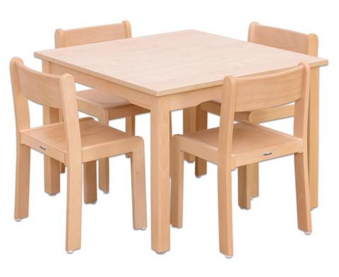 5 Eckiger Tisch.Betzold Möbel Set Rondino Eckiger Tisch Betzold